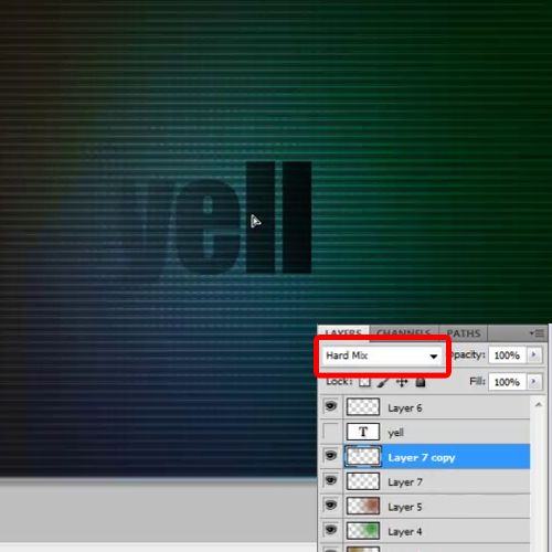 duplication of text layer