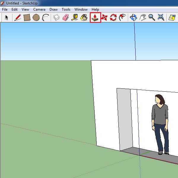 Using the 3D modeling option