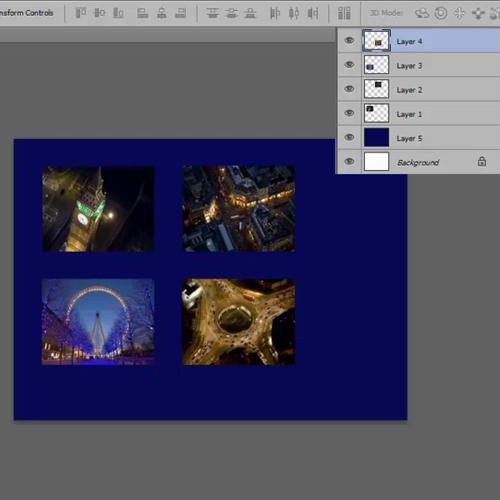 How To Apply A Filter To More Than One Layer At A Time In