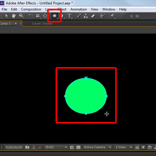 How to create a customize shape in Adobe After Effects CS6