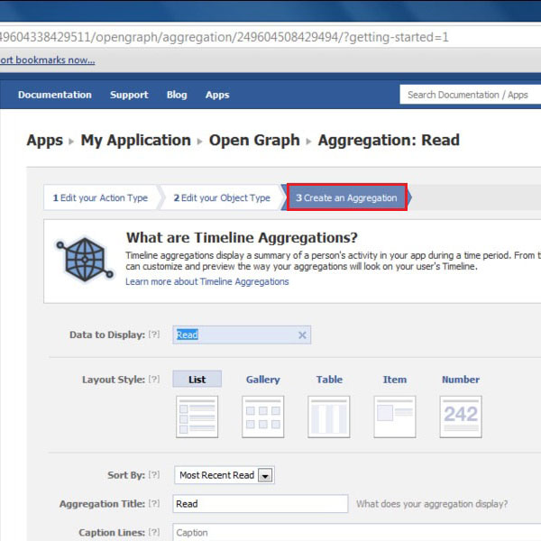 Create and publish your app