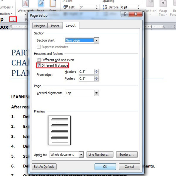 how to put page numbers on microsoft word 2010