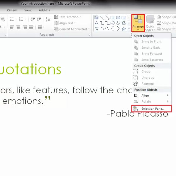 how to add music in slideshow with powerpoint